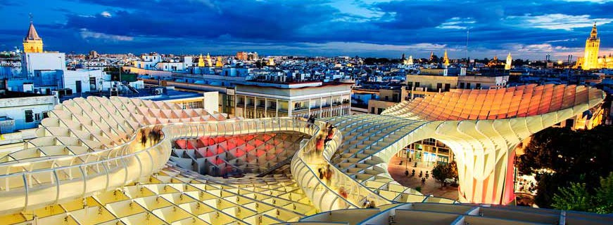 Rent tourist Apartments in Seville